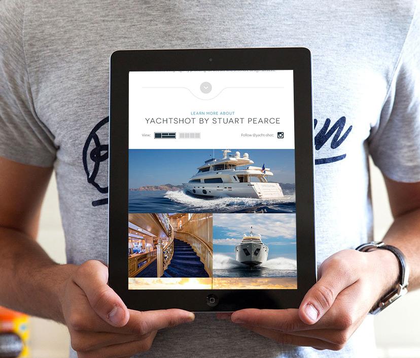 Yacht Shot