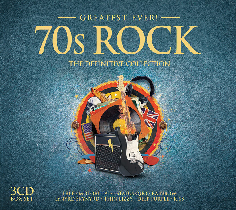 Greatest Ever 70s Rock