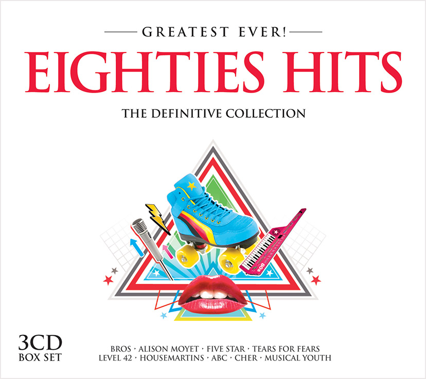 Greatest Ever 80s Hits