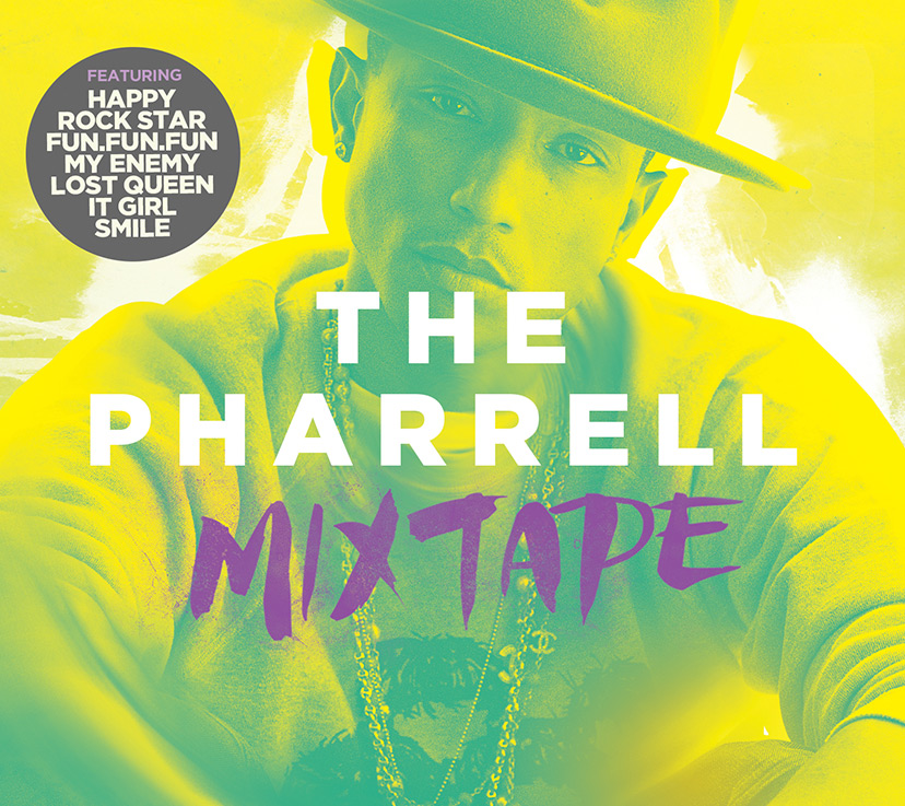 The Pharrell Mixtape