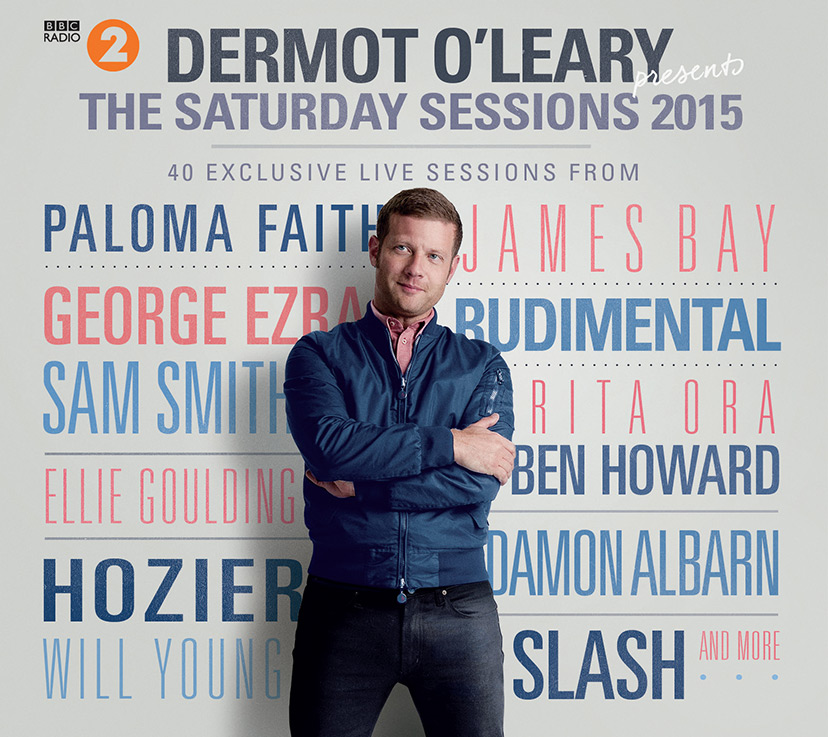 Dermot O'Leary Saturday Sessions 2015