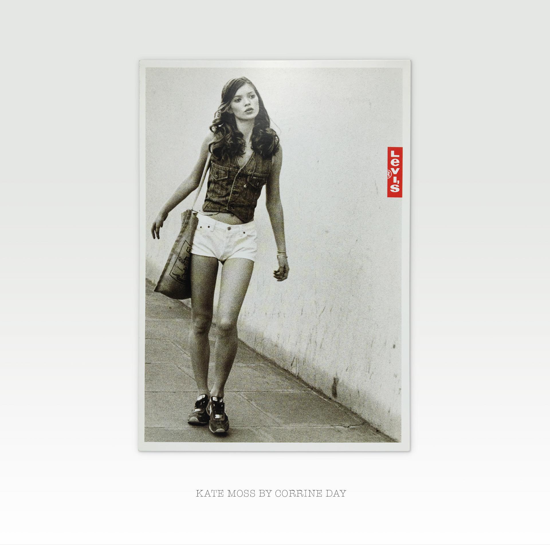 Kate Moss Levis