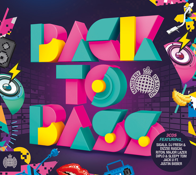 Ministry of Sound Back To Bass