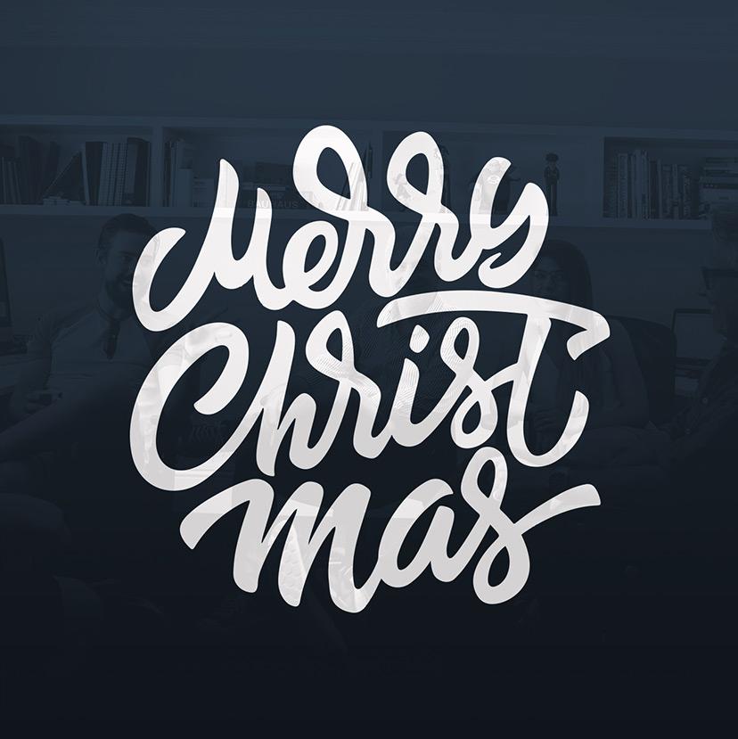 Merry Christmas Instagram