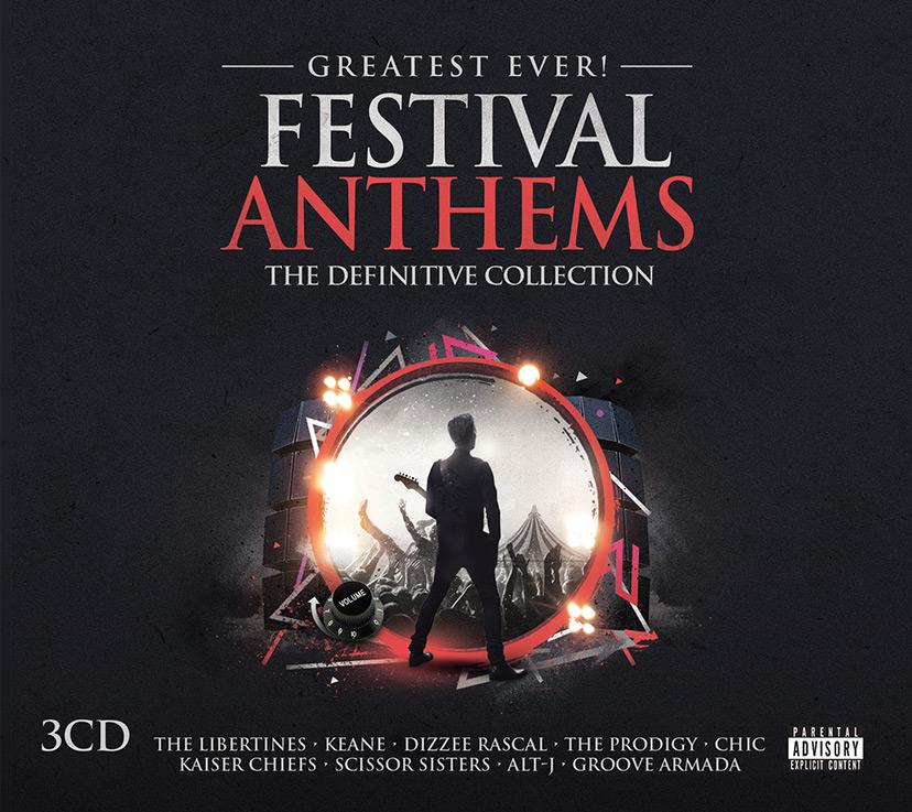Greatest Ever Festival Anthems