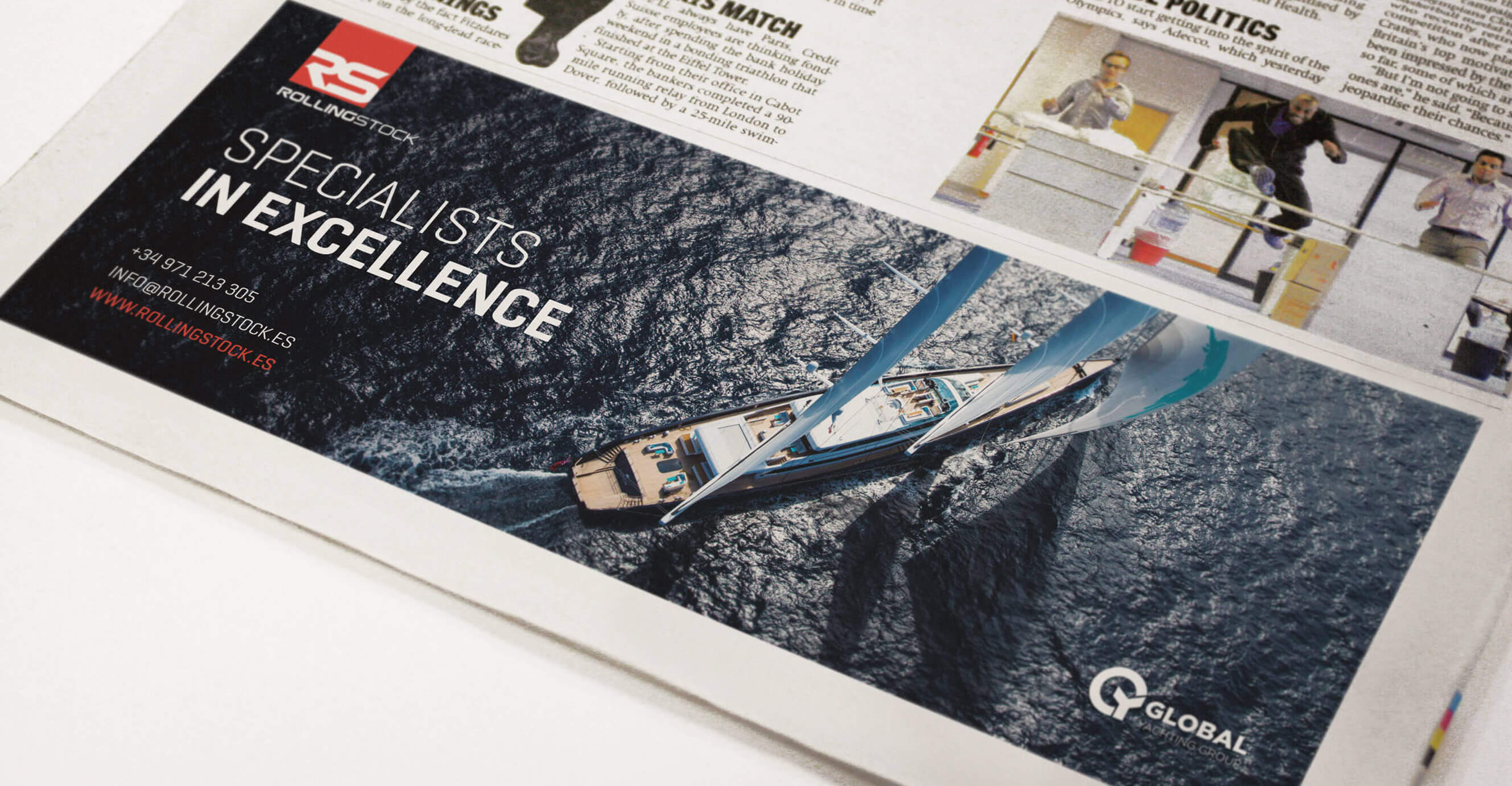 Global Yachting Group