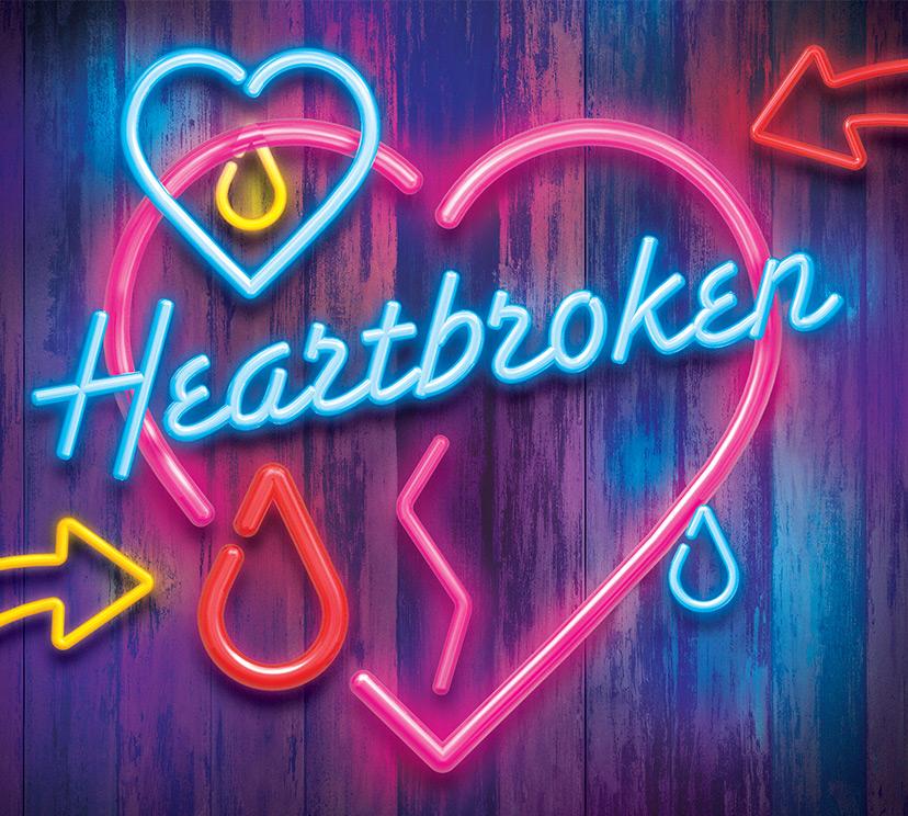 Heartbroken album