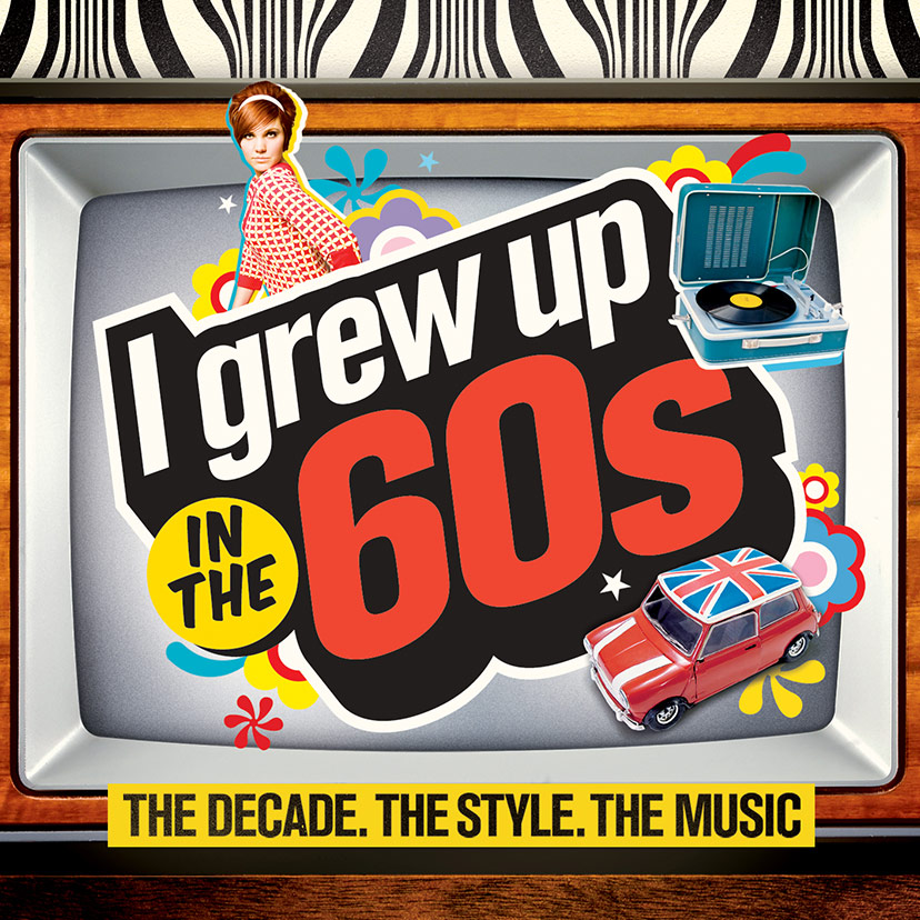 EMI I Grew Up In The 60s