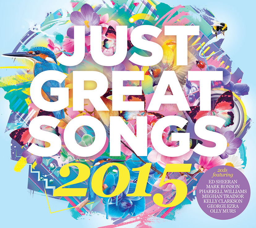 Sony Just Great Songs 2015