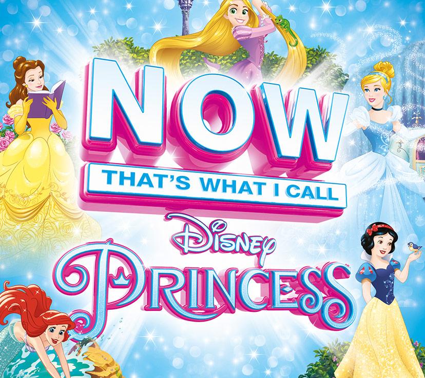 Now Disney Princesses