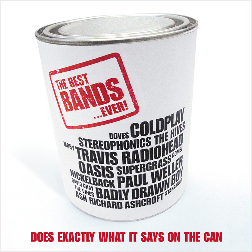 The Best Bands Ever album