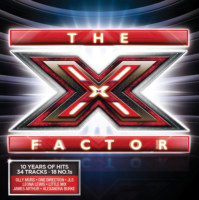 The X Factor album