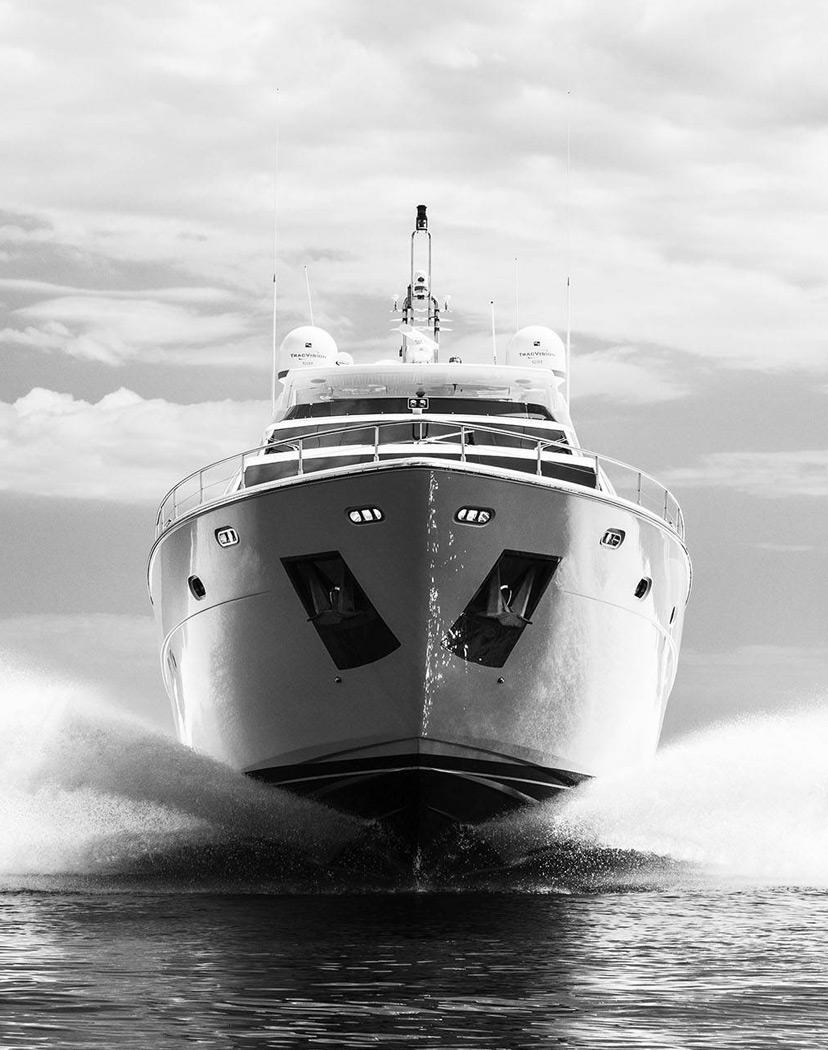 Yacht photography Mallorca